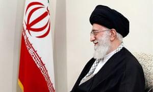 Iraqi Prime Ministe Haidar al-Abadi visits Tehran