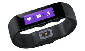 The new Microsoft Band isn't restricted to Windows Phone owners.