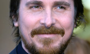 Christian Bale , who is set to play Steve Jobs.