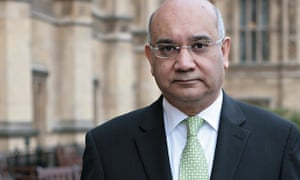 Headshot of Keith Vaz in suit and tie