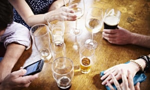 Almost 60% of people did not know how many calories there were in lager