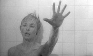 Marion Leigh in Psycho.