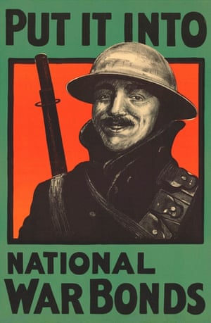 United Kingdom national war bond advertisement