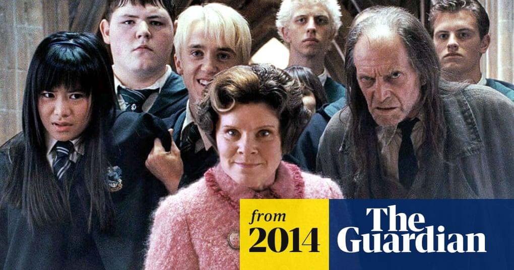 Jk Rowling Reveals The Secrets Of Dolores Umbridge Books The