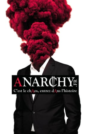Publicity poster for Anarchy