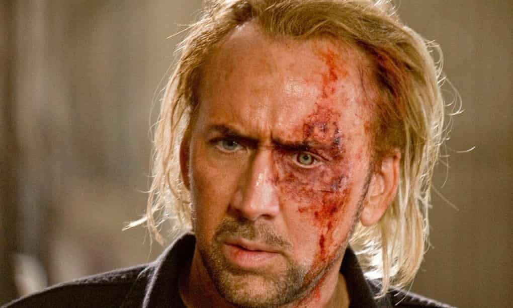 Nicolas Cage almost played a 'psychologically traumatised' Superman for Tim Burton