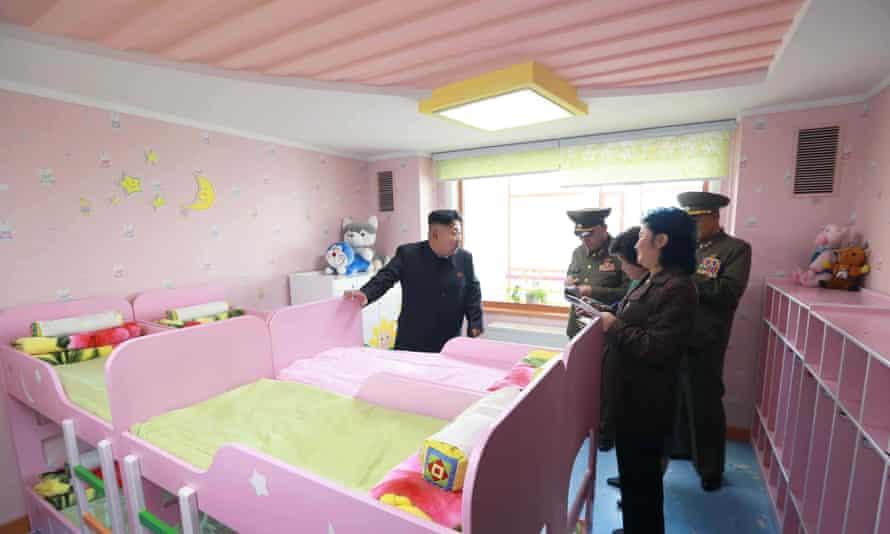 north korea orphanage