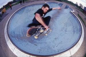 Harrow skatepark