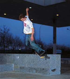 Milton Keynes borough council created Skate-Plaza, the bus station skatepark, in 2003 from the elements of an under-used bus station.