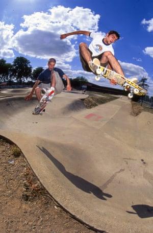 Harrow skatepark in north London, the sister park to Rom