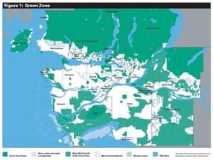 Vancouver's green zone