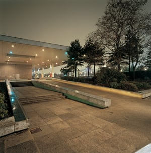 The Bussy skate park in Milton Keynes