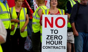 Hovis (Premier Foods) bakery workers took industrial action in 2014 in Wigan over the use of zero-ho