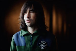Bobby Gillespie wears SPZL half-zip knit, £205