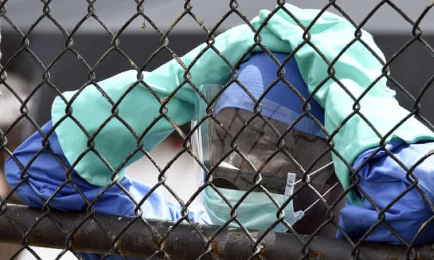 Ashoka Mukpo Ebola
