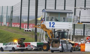 Japanese Formula One 1 Grand Prix, Suzuka, Japan - 05 Oct 2014