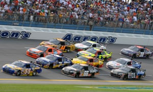 NASCAR has been capturing fan data in a bid to grow the sport's brand