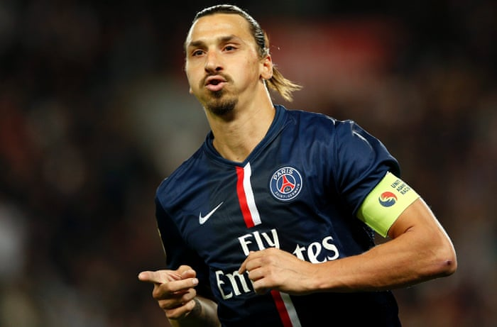 3b07c45ce Zlatan Ibrahimovic   Everybody was trash-talking me. Now they re eating  their words. That is my trophy