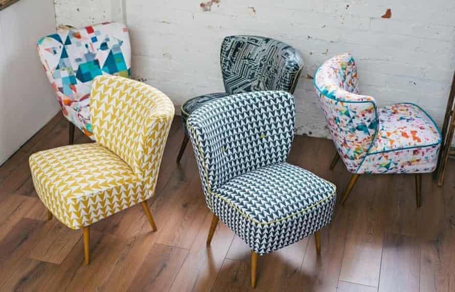florrie + bill chairs