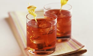 Anytime is a good time for negronis.