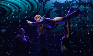 The Curious Incident of the Dog in the Night-Time in New York