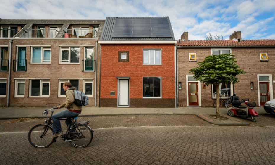 For Arthur article on Energiesprong Tilburg