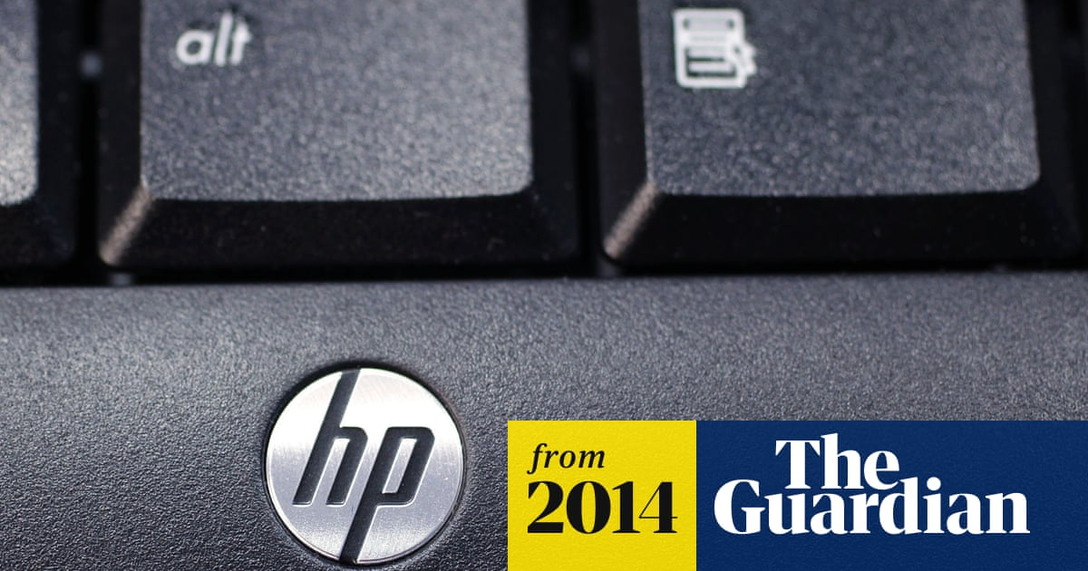 Hewlett-Packard announces plan to split company in two as layoffs
