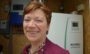 For Arthur article on Energiesprong : former social worker Astrid Andre