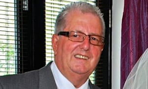 Ray Cole, who was jailed in Morocco for 'homosexual acts'
