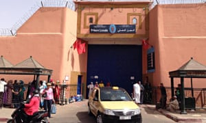 The prison where Ray Cole is being held in Morocco