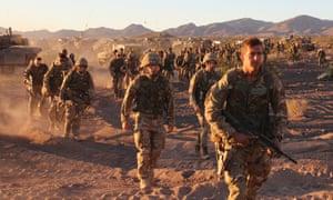 royal marines california exercise