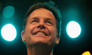 Nick Clegg at the 2014 Lib Dem conference