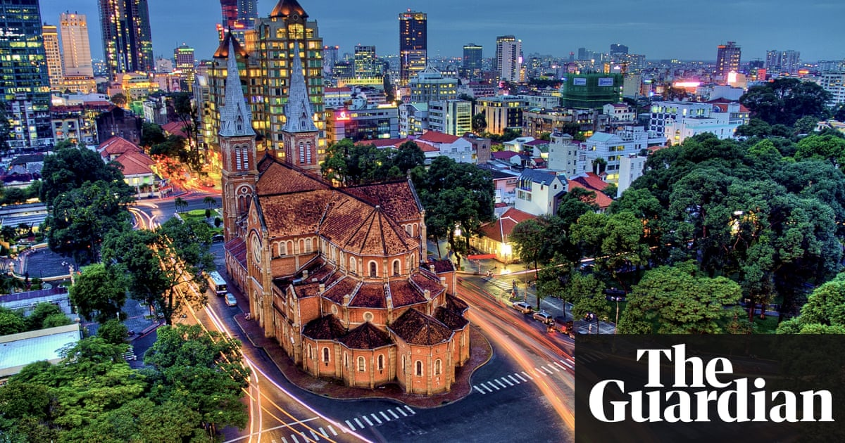 Ho Chi Minh City in three days: holiday itinerary