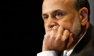 US Money ben Bernanke