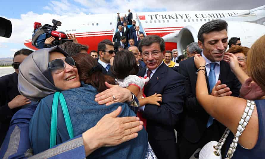 Turkish diplomats
