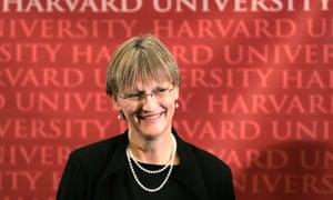 US Money Faust Harvard University
