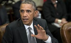 Barack Obama Ebola