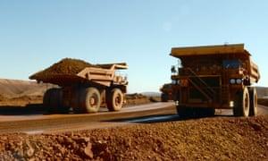Rio Tinto mining
