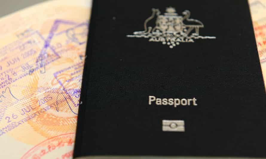 Electronic passport