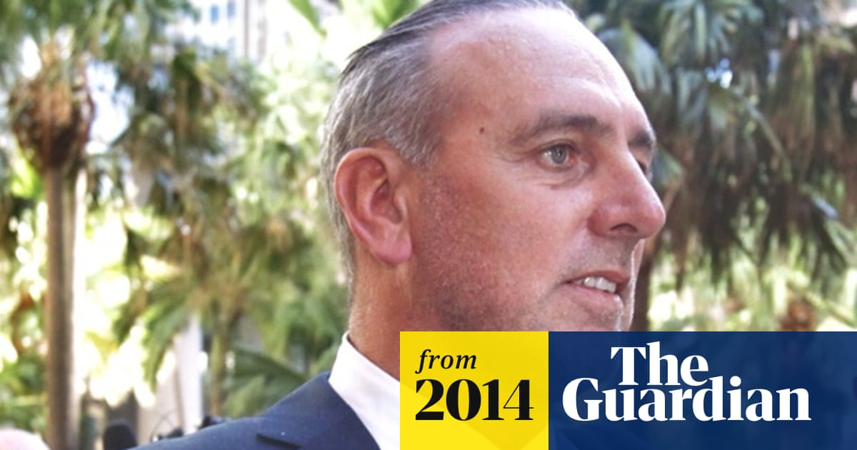 Hillsong founder 'told man his father sexually abused it was