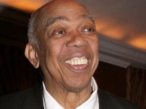 Geoffrey Holder in 2005.