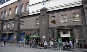 The Green Door Store in Brighton