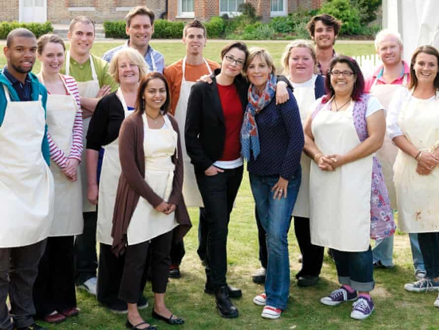 Bake Off series two