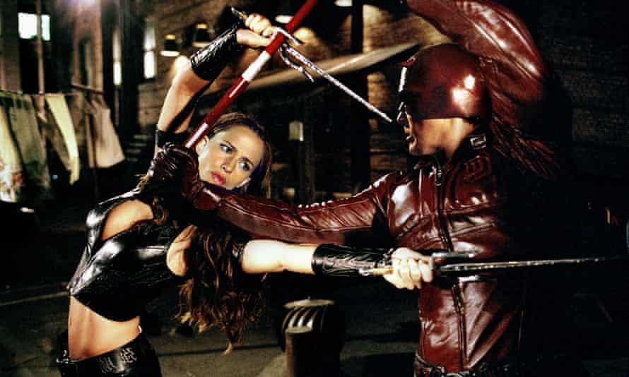 Daredevil jennifer garner ben affleck
