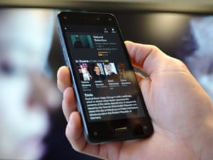 Amazon Fire Phone review