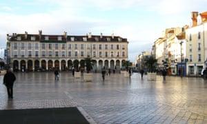 St Germain city centre