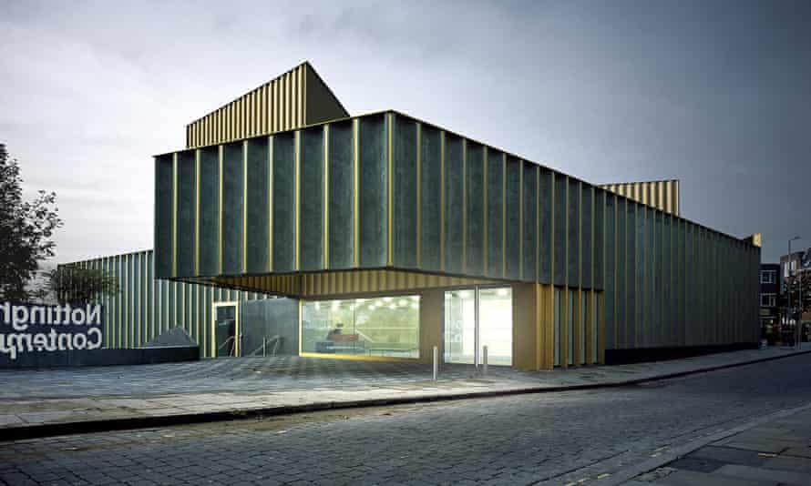 Nottingham Contemporary gallery