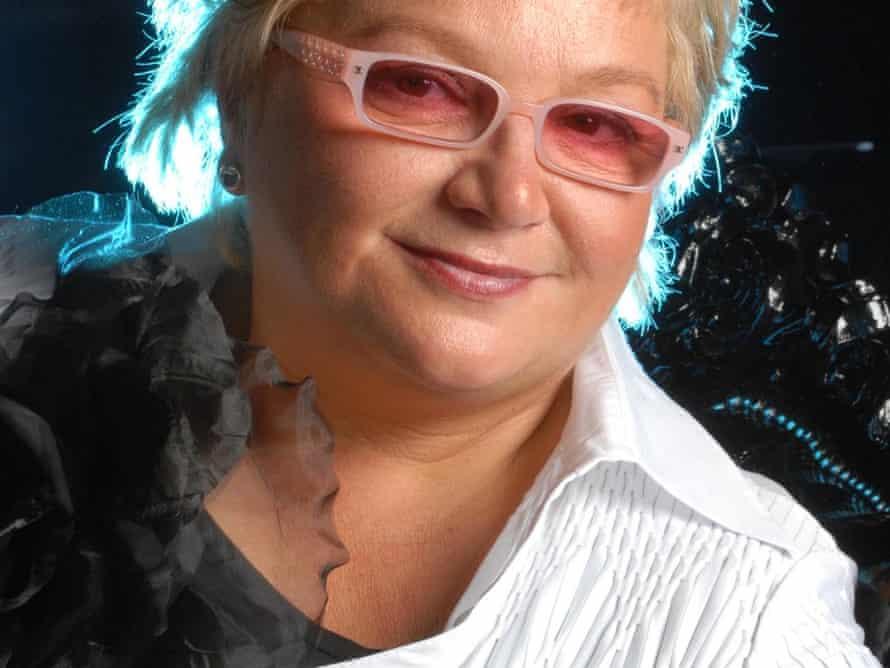 TV psychic Sally Morgan