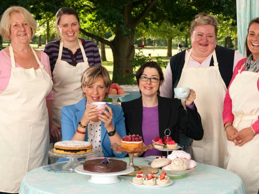 Bake Off series two mel sue
