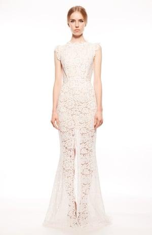Rachel Zoe wedding dress